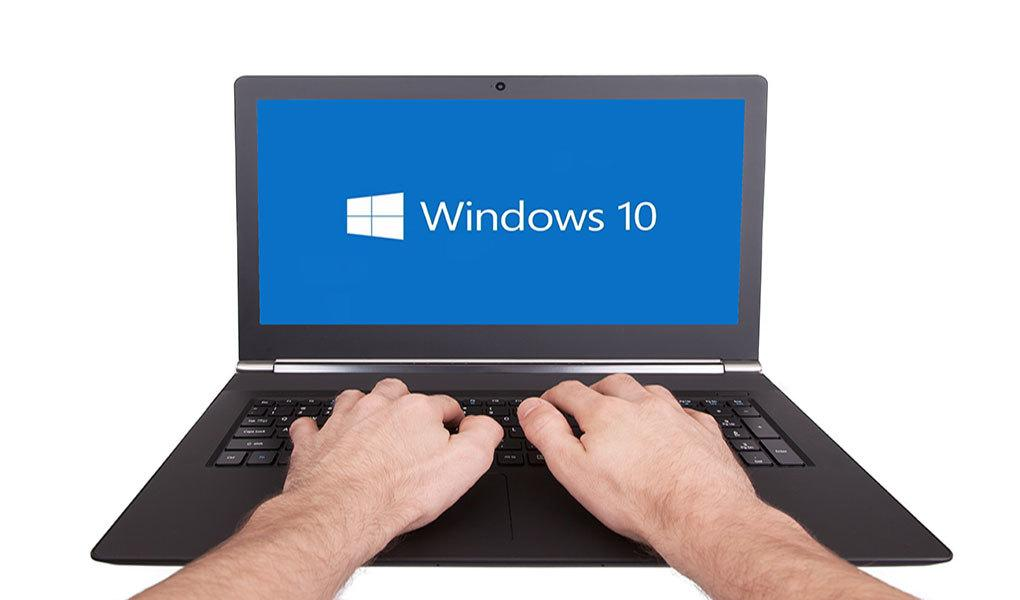 Formatting a Windows 10